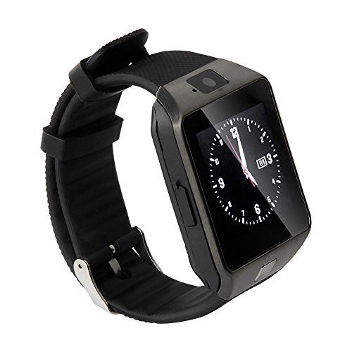 Smartwatch DZ09 Black